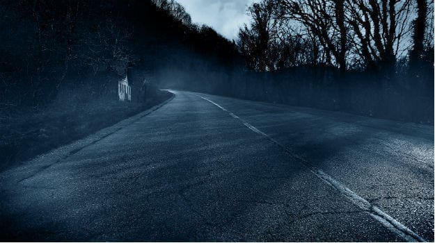 Be warned! Drive down these 10 haunted roads in India at