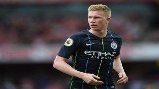 Manchester City Star Midfielder De Bruyne to Miss Three Months With Knee Injury