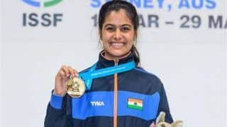 I Need to Put More Efforts And Work Harder: Manu Bhaker