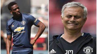 Manchester United Coach Jose Mourinho Unaware of Martial Return