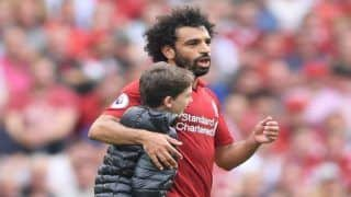Liverpool's Mohamed Salah Reported Over Allegedly Using Mobile While Driving
