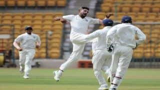 Mohammed Siraj's Ten-wicket Haul Powers India A to Innings Victory Against South Africa A in Bengaluru