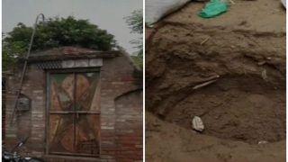 स्वस्थ बेटे की चाहत में बीमार बेटी को घर के आंगन में जिंदा दफनाया, पुलिस ने कब्र से निकलवाई लाश
