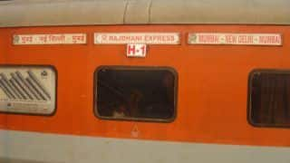 Mumbai-Delhi Rajdhani Express Gets Elegant, Airplane-Like Coaches under Project Swarn