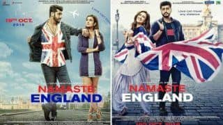 Namaste England Poster Out: Arjun Kapoor And Parineeti Chopra's Love Can Travel Any Distance in This New Poster