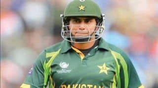 Pakistan Cricketer Nasir Jamshed Banned For 10 Years on Corruption Charges