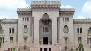 Osmania University PDC, B.A. Languages, October Entrance Result घोषित, डायरेक्ट Link पर चेक करें
