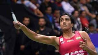 Asian Games 2018: Indian Women's Badminton Team, Led by PV Sindhu, Handed Tough Draw in Team Event