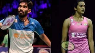 PV Sindhu, Kidambi Srikanth Reach Quarterfinals at Indonesia Masters World Tour Super 500 Tournament