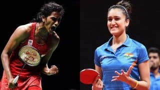 Asian Games 2018 at Jakarta and Palembang, Day 8 Schedule: Neeraj Chopra, Hima Das, P.V Sindhu, Manika Batra to Take Centre Stage, Here's The Complete List of Indian Athletes in Action