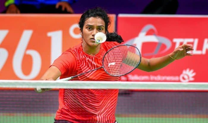 PV Sindhu crashed out in the quarter-finals