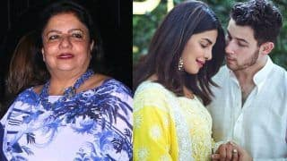 On Priyanka Chopra - Nick Jonas' Wedding Plans And More, Madhu Chopra Opens up