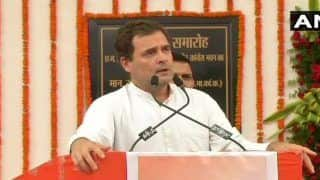 Rahul Gandhi Attacks Modi on UP, Bihar Shelter Home Rapes, Alleges PM Doesn't Utter a Word When Women Are Raped in BJP-ruled States