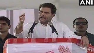 राफेल पर राहुल का ट्वीट, कहा- 'जवानों का अपमान और चोरी करने वालों' को न्याय की जद में लाएंगे