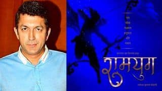 Filmmaker Kunal Kohli Adapts Epic Tale Ramayana For His Next Project Titled Ramyug; Reveals Its First Poster