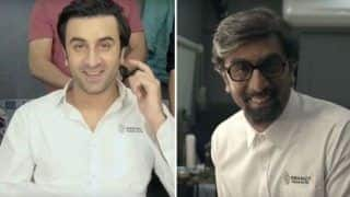 Ranbir Kapoor's Transformation as a Salesman For an Advertisement Will Leave You in Amaze-View Pictures