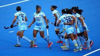 Hockey India Names 18-Member Women's Squad For Spain Tour