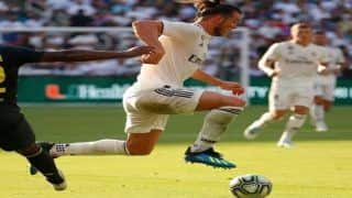 Real Madrid Defeats Juventus 3-1 in International Champions Cup Match, Gareth Bale Scores Stunner--WATCH