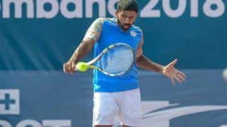 Rohan Bopanna, Saketh Myneni Lose Doubles But India Still in Hunt For Year-End Davis Cup Finals