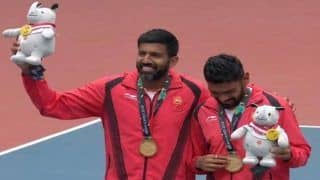Asian Games 2018: Rohan Bopanna - Divij Sharan's Instant Success Opens Possibility of ATP Partnership