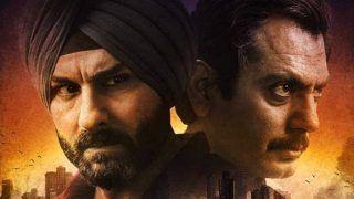 Sacred Games 2: Netflix Announces Second Season of Saif Ali Khan And Nawazuddin Siddiqui Starrer Series - Watch Motion Poster