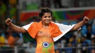 Wrestling: Sushil Kumar And Yogeshwar Dutt Olympic Medals Motivated me, Says Sakshi Malik