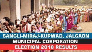 Sangli-Miraj-Kupwad And Jalgaon Election 2018 Results News Updates