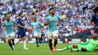 FA Community Shield 2018: Manchester City Defeats Chelsea 2-0 to win Community Shield, Sergio Aguero Scored a Brace