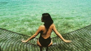 Hot Photos of Shenaz Treasury Raising Temperatures in Greece and Maldives Will Drive Away Your Monday Blues!