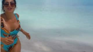 Hot Videos of Shenaz Treasury From Maldives Will Totally Spark Your Wanderlust