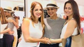 Sonali Bendre, Undergoing Cancer Treatment, Has All Support And Love of Sussanne Khan- View Pictures