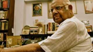 Somnath Chatterjee, Former Lok Sabha Speaker Passes Away at 89