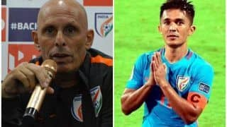Indian Football Coach Stephen Constantine Announces Sunil Chhetri Led 30 Man Squad For Jordan Friendly