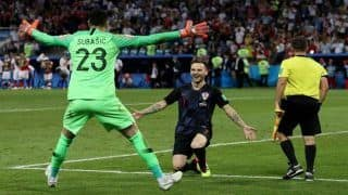 Croatia Goalkeeper Danijel Subasic Retires From National Team