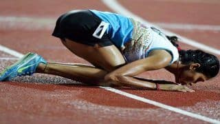 Asian Games 2018 at Jakarta and Palembang, Day 9: Sudha Singh Wins Silver in Women's 3000m Steeplechase, Extends India's Medal Tally in Asiad