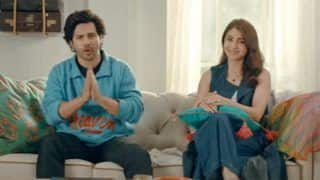 Sui Dhaaga Logo: Anushka Sharma And Varun Dhawan Unveil 'Made in India' Logo; Video Goes Viral