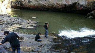 How to Reach Syntheri Rocks near Dandeli in Karnataka