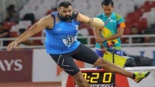 Asian Games 2018 at Jakarta And Palembang, Day 7 Highlights: Tajinderpal Singh Toor Wins Gold in Men's Shot Put; India Settle For 3 Bronze in Squash