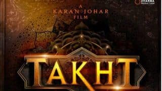 Karan Johar to Delay Takht's Release Due to Pending Pre-Production Work? Read on