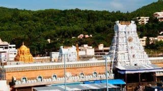 Road Trip: Here's How You Can Reach Tirupati From Bengaluru by Road