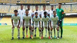 Indian Football Team Bank on Niraj Kumar's Heroics to Hold Iran in AFC U-16 Championships