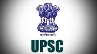 UPSC Recruitment 2019: Apply For Various Posts at upsconline.nic.in