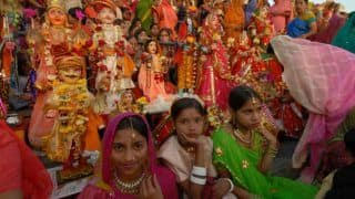 Gangaur Festival 2018: Popular Cultural Procession in Rajasthan on March 20