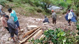 Uttarakhand: Landslide in Tehri Garhwal Leaves Four People Dead, One Person Rescued