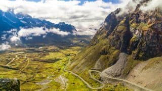 Photos of Bolivia's Death Road, One of the Most Dangerous Roads in the World