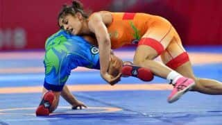 Sakshi Malik, Vinesh Phogat Finish on Podium; Indian Women Bag 4 Bronze Medals in Asian Wrestling Championships