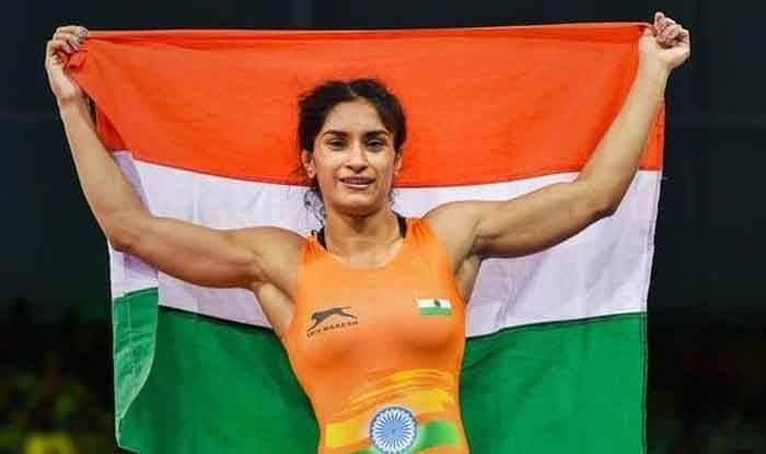 विनेश पहली स्वर्ण पदक जीतने वाली महिला बनी