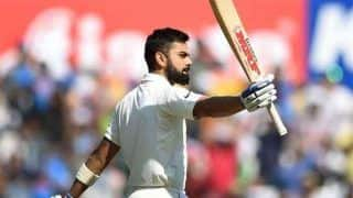 India vs England 2018, 1st Test Day 2: India Captain Virat Kohli Scores Record-Breaking 22nd Hundred Against England in Birmingham