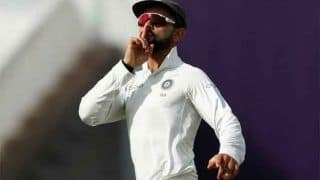 India vs England 2018: Joe Root Believes Virat Kohli's 'Mic Drop' Celebration Will Add