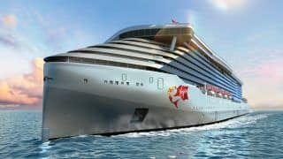 The First Ship of Virgin Voyages will be Adults-Only